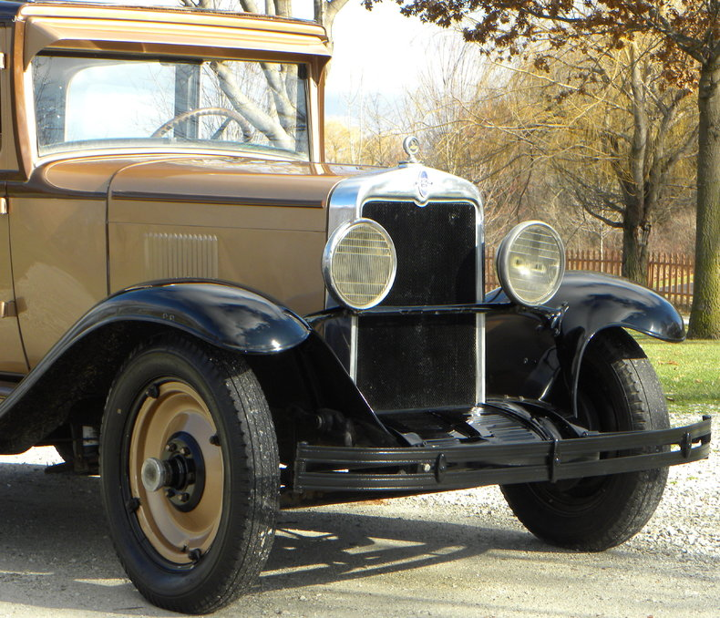 1930 Chevrolet Universal Image 11