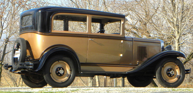1930 Chevrolet Universal Image 18