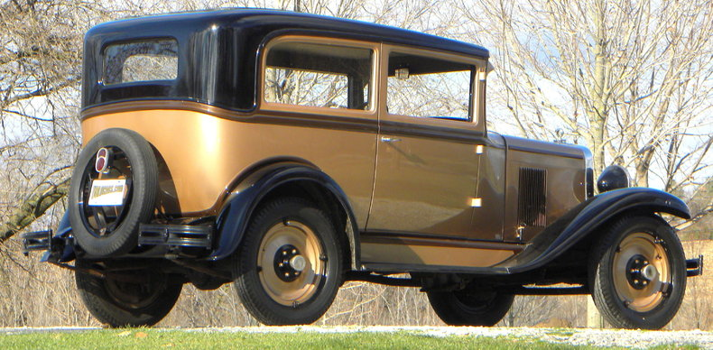 1930 Chevrolet Universal Image 19