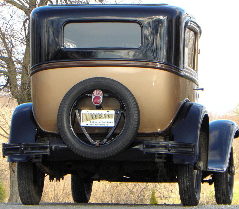 1930 Chevrolet Universal Image 25