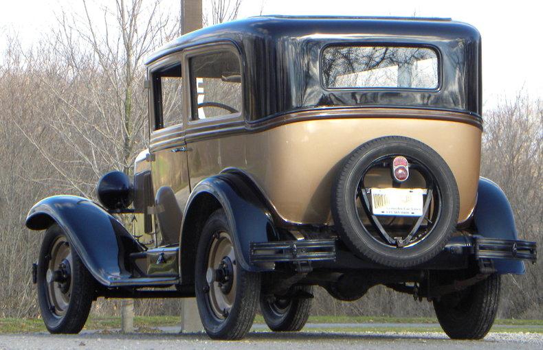 1930 Chevrolet Universal Image 26