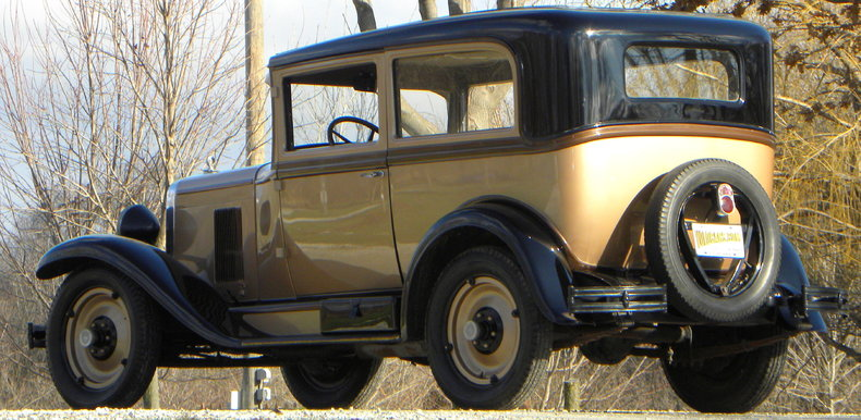 1930 Chevrolet Universal Image 27