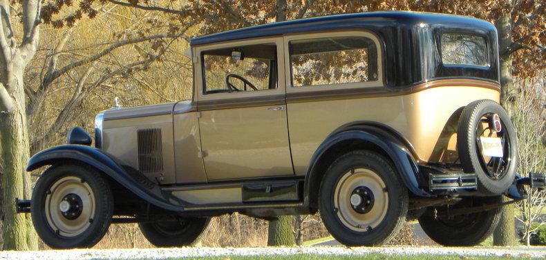 1930 Chevrolet Universal Image 28