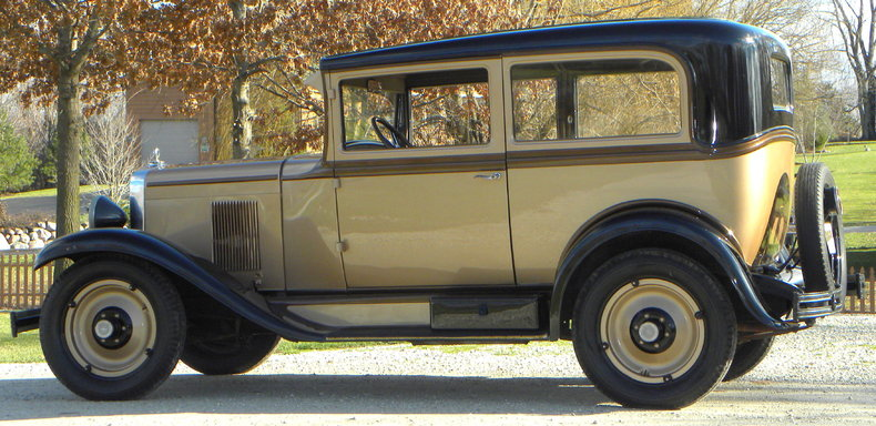1930 Chevrolet Universal Image 29