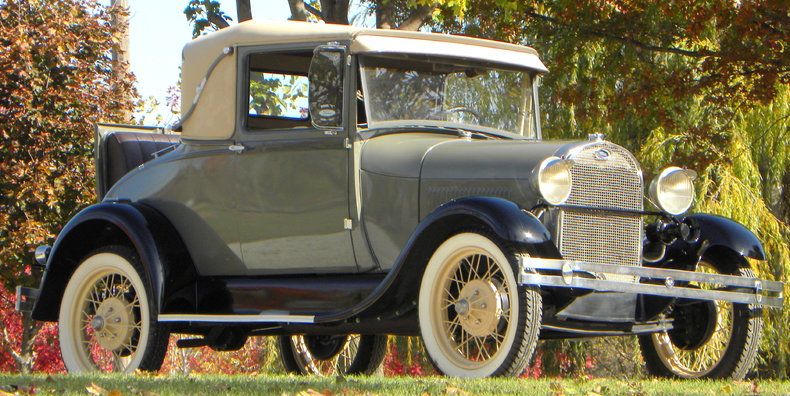 1929 Ford Model A Image 8