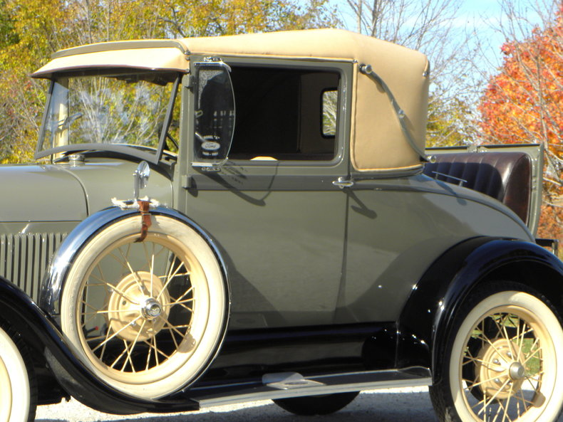 1929 Ford Model A Image 17