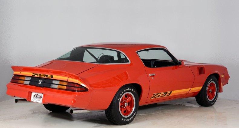 1979 Chevrolet Camaro Image 3