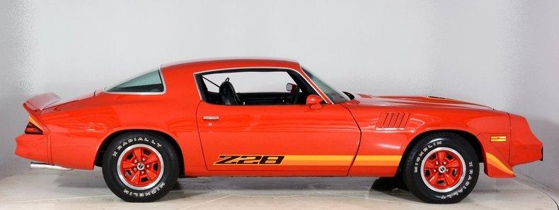 1979 Chevrolet Camaro Image 25