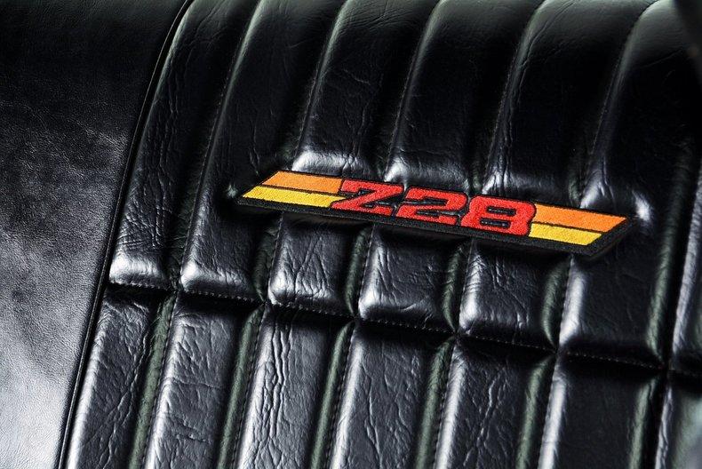 1979 Chevrolet Camaro Image 42