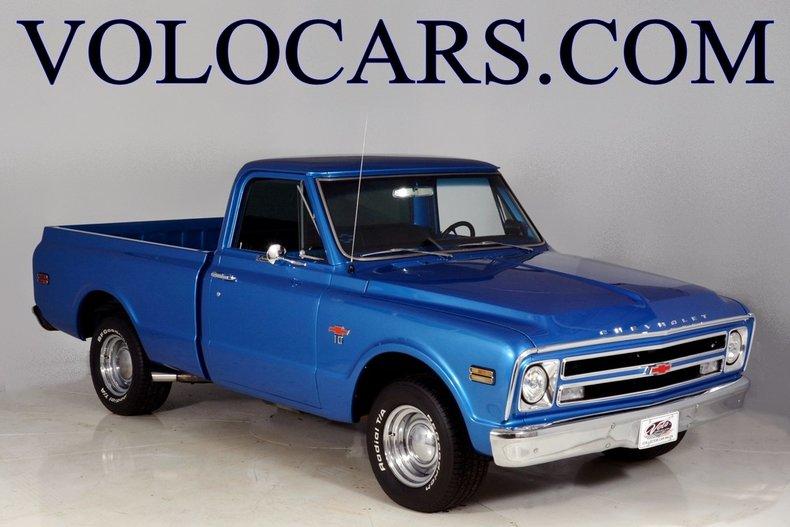 1968 Chevrolet C10 Image 1