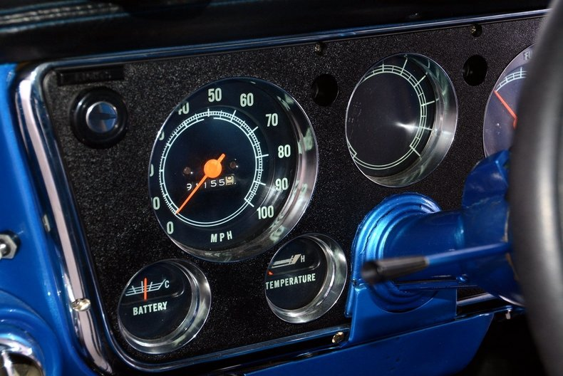 1968 Chevrolet C10 Image 42