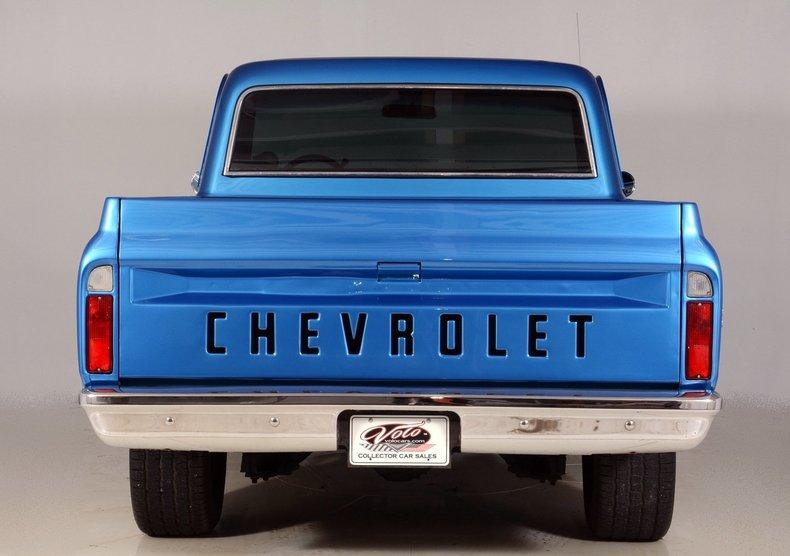 1968 Chevrolet C10 Image 62