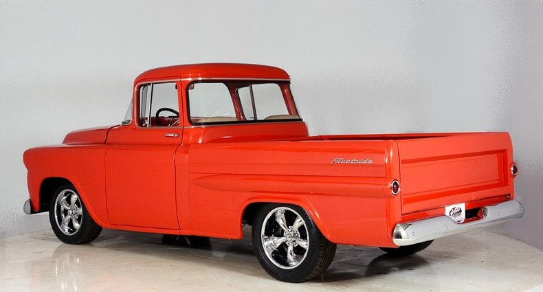 1958 Chevrolet Apache Image 16