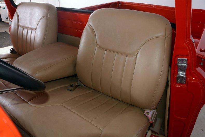 1958 Chevrolet Apache Image 64