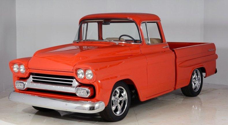 1958 Chevrolet Apache Image 73