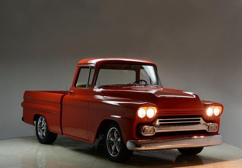 1958 Chevrolet Apache Image 91