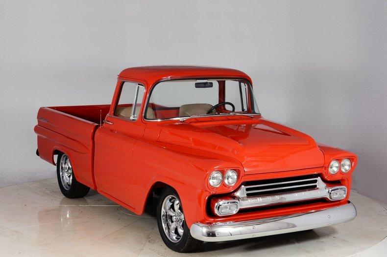 1958 Chevrolet Apache Image 92