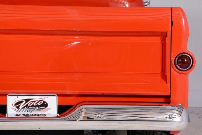1958 Chevrolet Apache Image 93