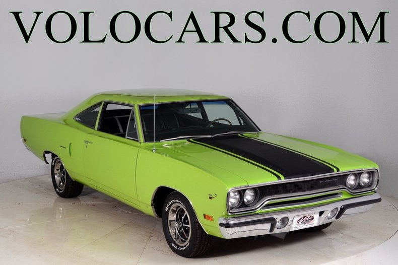 1970 Plymouth Road Runner Image 1