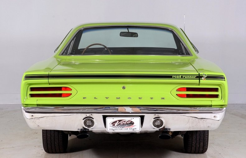 1970 Plymouth Road Runner Image 22
