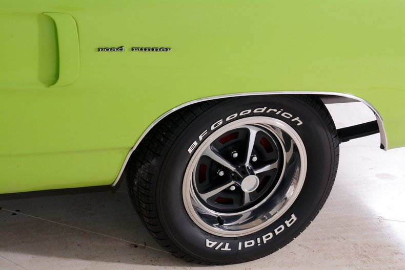1970 Plymouth Road Runner Image 52