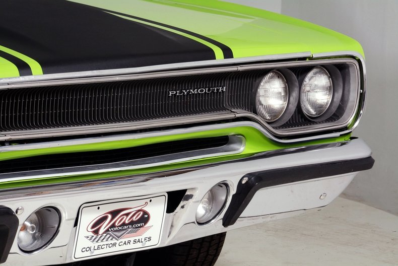 1970 Plymouth Road Runner Image 55