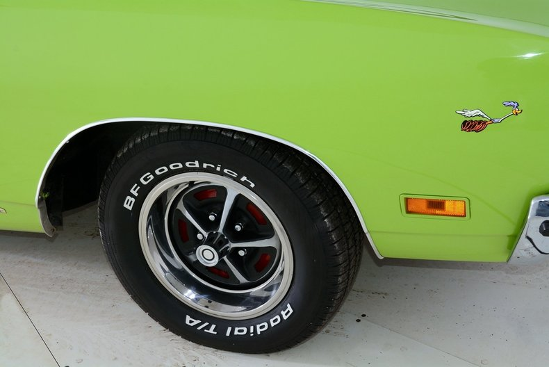 1970 Plymouth Road Runner Image 56