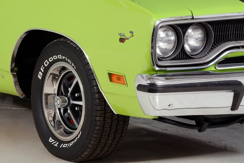 1970 Plymouth Road Runner Image 73