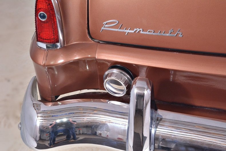 1953 Plymouth Belvedere