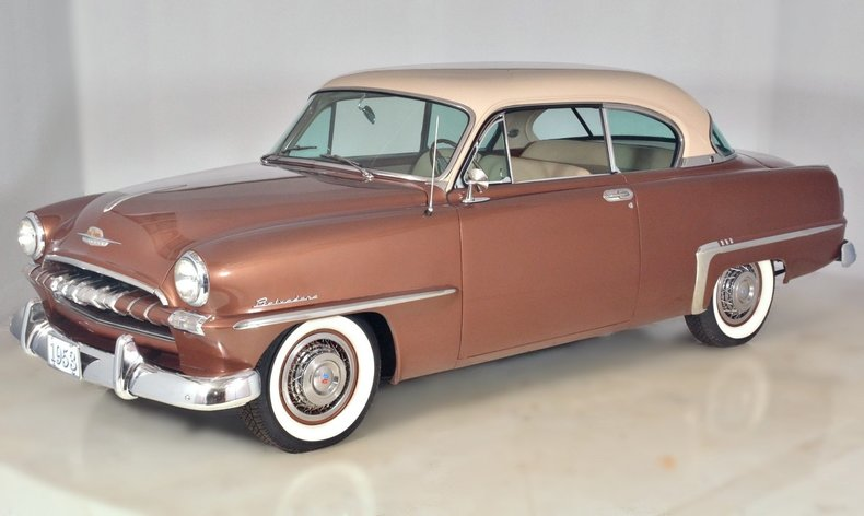 1953 Plymouth Belvedere Image 13