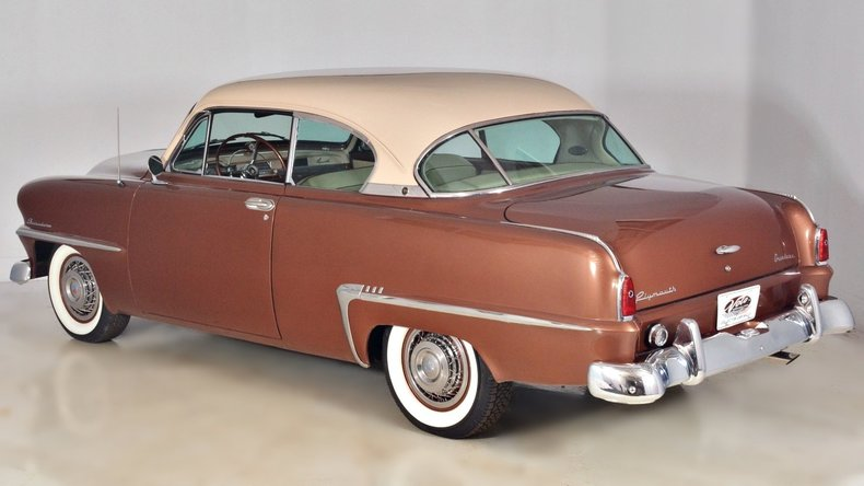 1953 Plymouth Belvedere Image 37