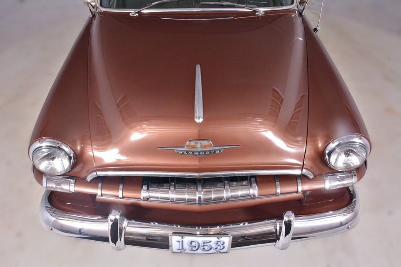 1953 Plymouth Belvedere Image 46