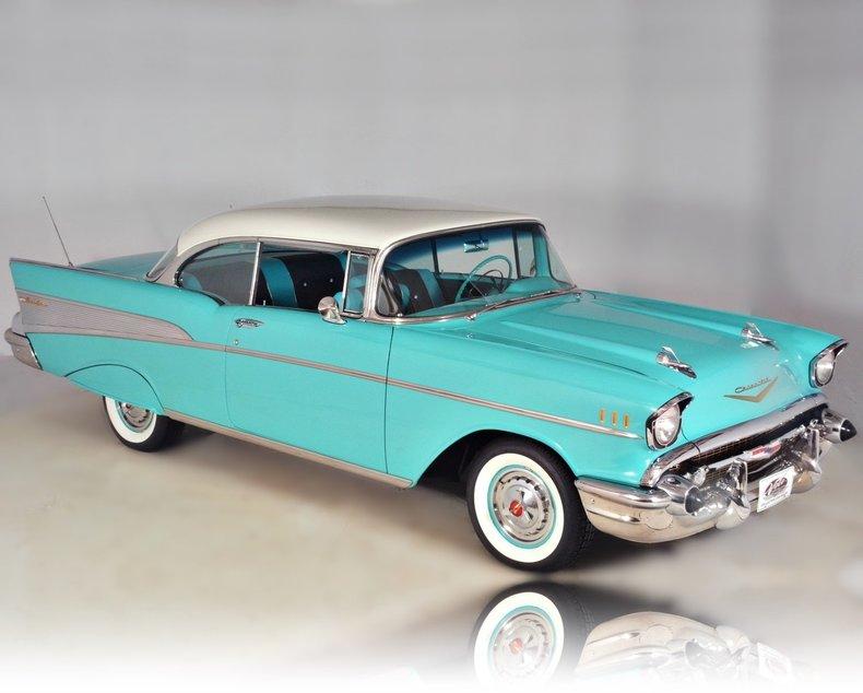 1957 Chevrolet Bel Air Image 67