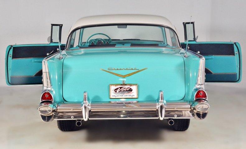 1957 Chevrolet Bel Air Image 14