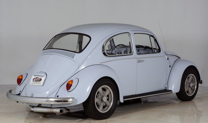 1966 Volkswagen Beetle Image 3
