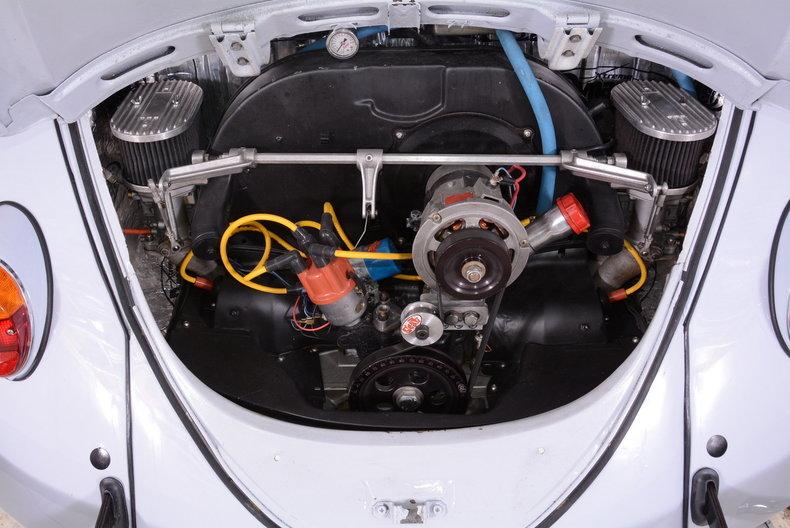 1966 Volkswagen Beetle Image 4