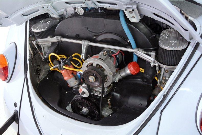 1966 Volkswagen Beetle Image 12