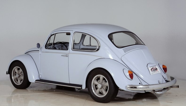 1966 Volkswagen Beetle Image 14