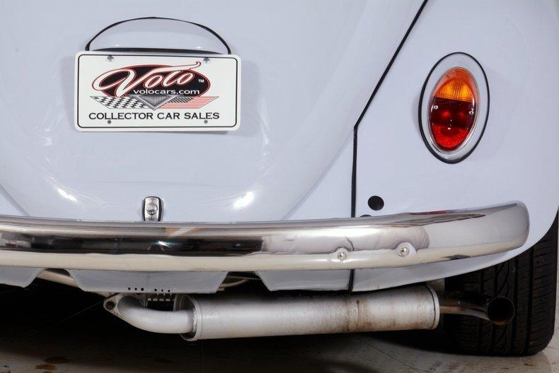 1966 Volkswagen Beetle Image 16