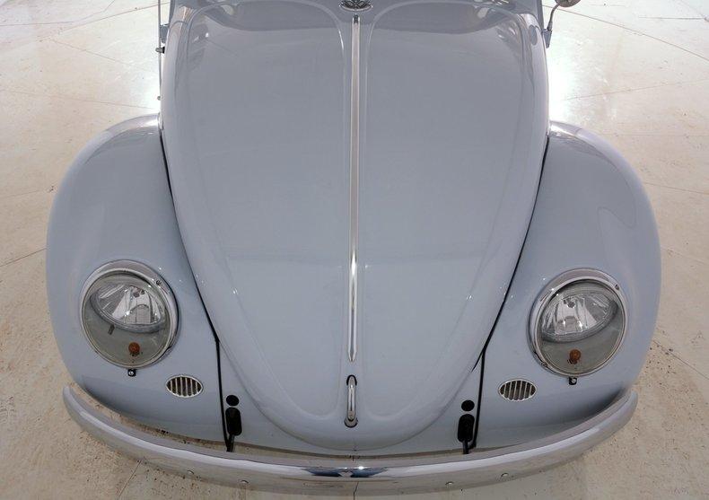 1966 Volkswagen Beetle Image 17