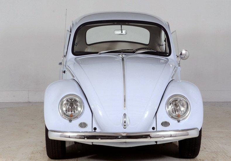 1966 Volkswagen Beetle Image 19