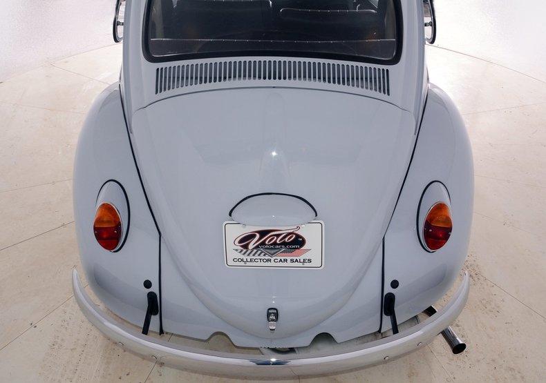 1966 Volkswagen Beetle Image 25