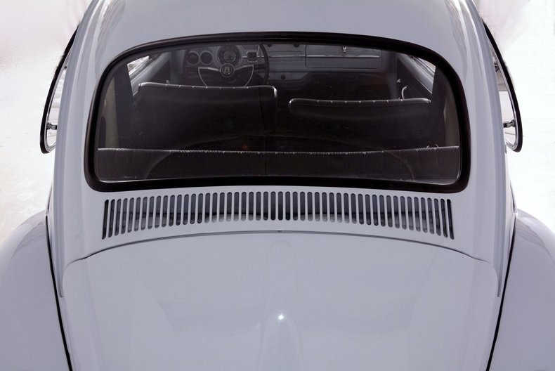 1966 Volkswagen Beetle Image 32