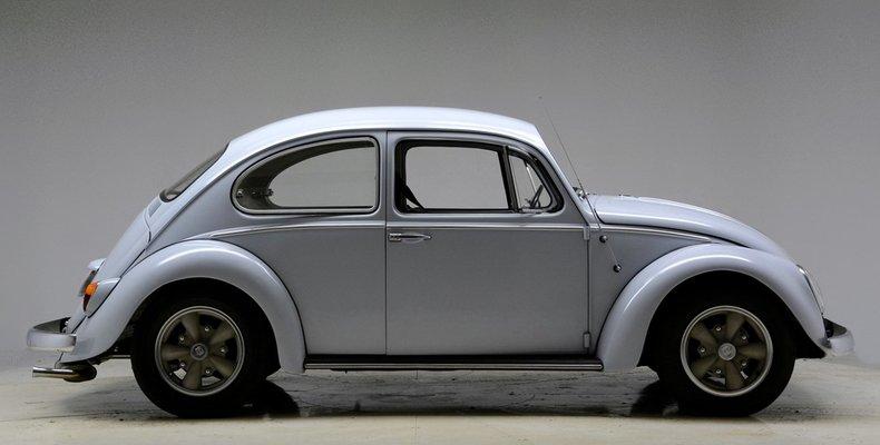 1966 Volkswagen Beetle Image 35