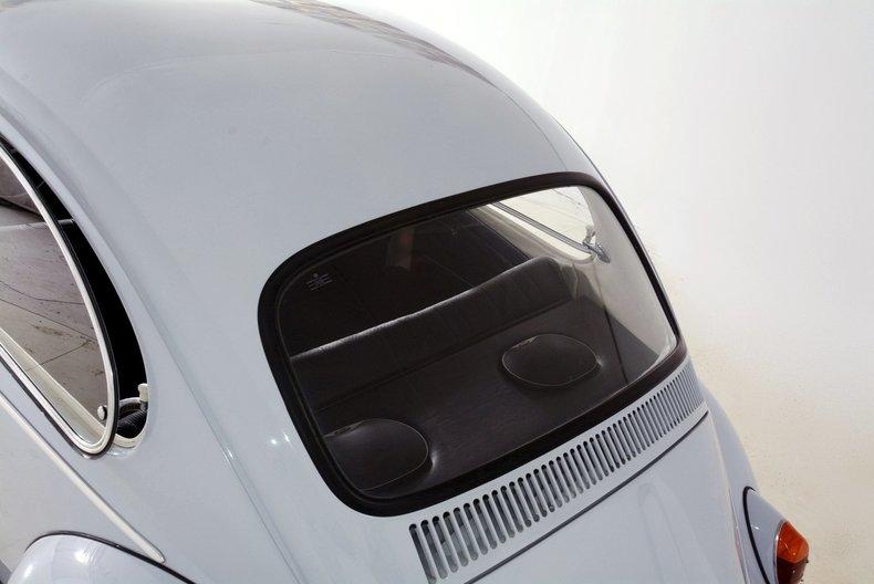 1966 Volkswagen Beetle Image 38