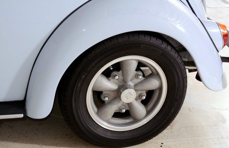 1966 Volkswagen Beetle Image 40