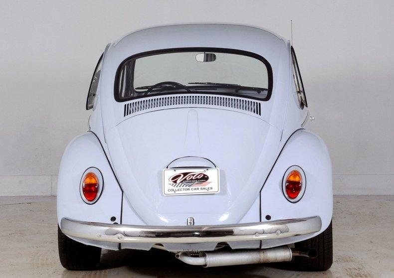 1966 Volkswagen Beetle Image 41