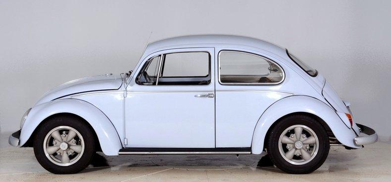 1966 Volkswagen Beetle Image 43