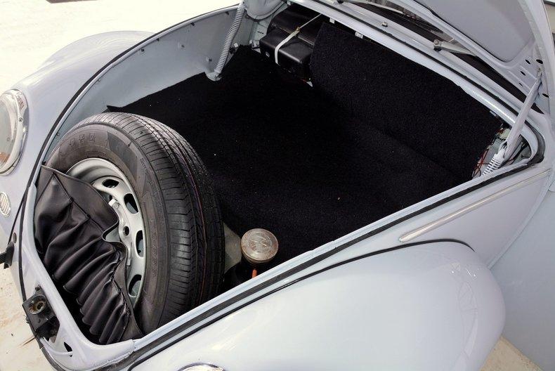 1966 Volkswagen Beetle Image 51