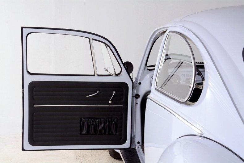 1966 Volkswagen Beetle Image 53